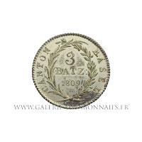 3 Batzen, 1809