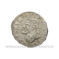Teston ou huit gros d'argent, 1639