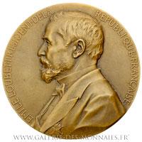Médaille Émile LOUBET Président 1899, par CHAPLAIN