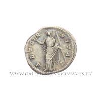 Denier frappé à Rome après 141