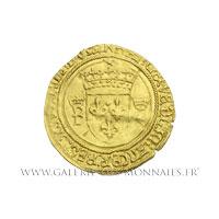 Écu d'or de Bretagne, 2ème type, N Nantes