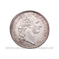 Jeton argent États de Languedoc 1777