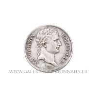 1 FRANC au revers RÉPUBLIQUE, 1808 A Paris