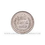 5 Francs 1939 - 1358 AH