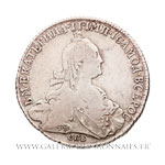 Rouble, 1774 Saint-Pétersbourg