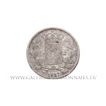 1 FRANC Charles X 1827 W Lille