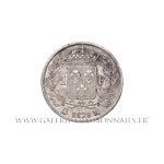 1 FRANC Charles X 1828 M Toulouse