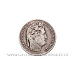 1 FRANC Louis-Philippe Ier, tête laurée 1835 M Toulouse