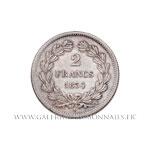 2 FRANCS Louis-Philippe Ier, 1834 W Lille