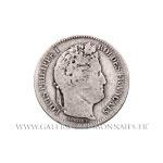 2 FRANCS Louis-Philippe Ier 1847 A Paris