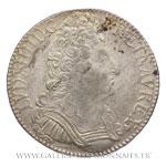 Écu aux 3 couronnes, 1709 S Reims