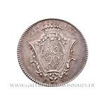 Jeton argent États de Languedoc 1782