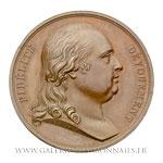 Médaille Louis XVIII, Ordre royal du lys 1814-1815, par ANDRIEU