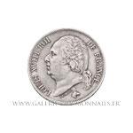 2 FRANCS Louis XVIII 1816 A Paris