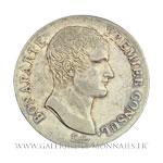5 FRANCS Bonaparte Premier Consul, AN 12 La Rochelle
