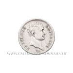 1 FRANC au revers EMPIRE 1810 A Paris