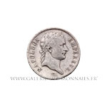 1 FRANC au revers EMPIRE 1811 A Paris