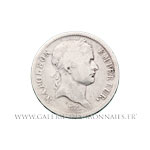 2 FRANCS au revers EMPIRE 1811 A Paris