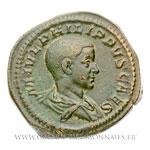 Sesterce frappé à Rome vers 244-246