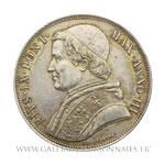 Scudo, 1848 An III,  R Rome