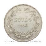 Scudo 1853 An VIII, R Rome